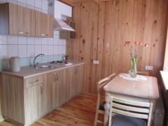 Šešių vietų šeimyninio numerio virtuvėlė